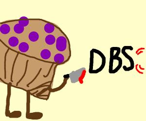 Trouble muffin murders DBS