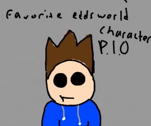 Favorite Eddsworld Character P.I.O :)