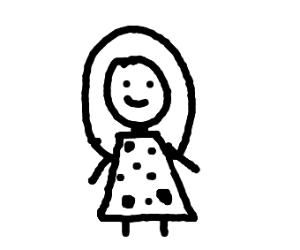 Dotty girl