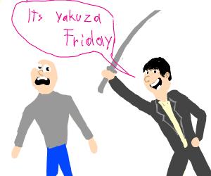 It's Yakuza Friday