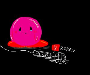 Kirby Drops The Mic