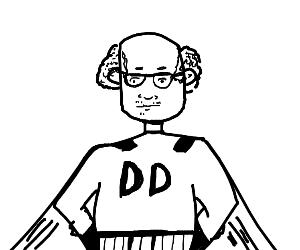 Danny Devito as an action hero