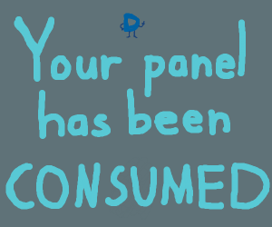 """""""Your Panel has been removed""""-Drawception"""