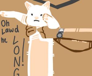 Longcat be  L O N G