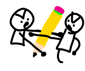 BATTLE FOR THE PENCIL