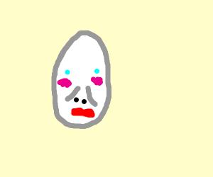 voldemort with makeup