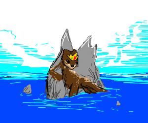 Sea Otter King