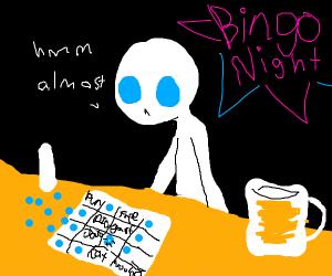 Drawcption Bingo