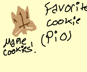 Favourite cookie pio? (Those crumbly cookies)