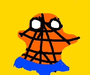 Spiderman Snapchat