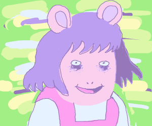 Stressed Out Dora Winifred