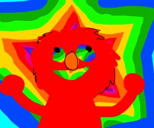 Elmo on LSD