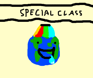 special earth