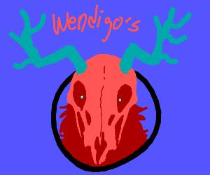 """Wendigo's (think fantasy """"Wendy's"""" rip off)"""