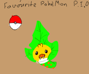 Fave Pokémon p.i.o! (Sylveon my dudes)