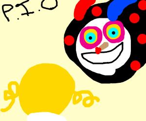 Free-draw P.I.O.