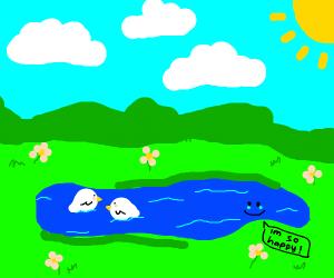Happy Pond