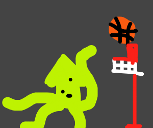 basketball squid