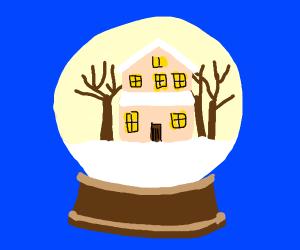 Snowball house