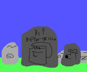 R.I.P. [B]eter griffin