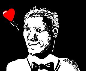 Clint Eastwood in love