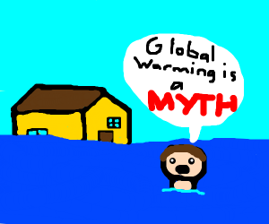 I don't think Global Warming Exists...