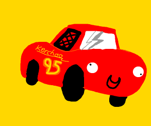 Kerchoo is Car