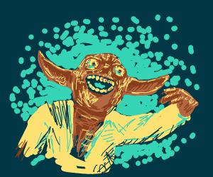 Brown Yoda