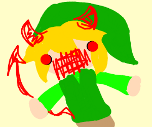 link the demon