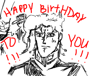 HAPPY BIRTHDAY KAKYOIN