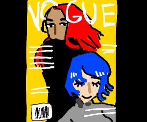 Voge magazine