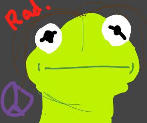 Hip Kermit