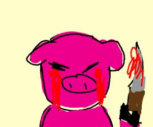 Bad Piglet