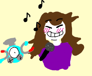 magnemite sings with jaiden animations