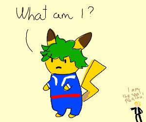 BNHA Pokemon