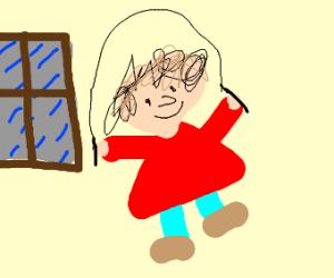Rainy day indoor recess