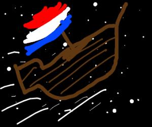 netherlands space program