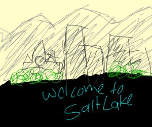 welcome to salt lake