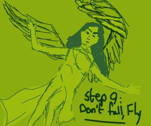 8: Become a fallen angel