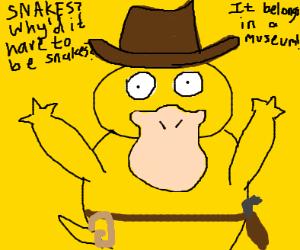 Psyndiana Duck