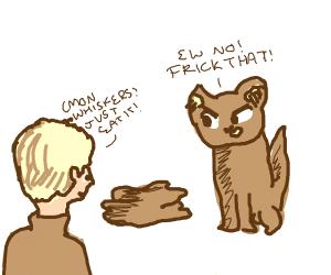 Eat Poop You Cat