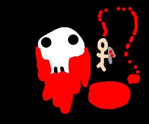 Deformed Skull