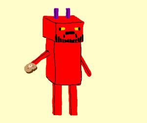 Mincraft = Satan