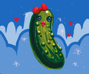 Cool as a Cucumber, Cute as a Pickle