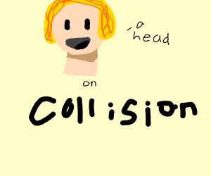 head on collision