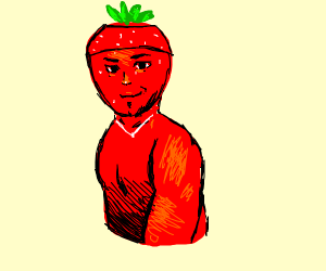 Strawberry Ricardo milos