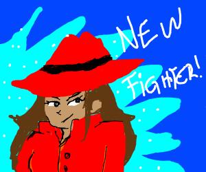 Carmen Sandiego joins Smash Brothers