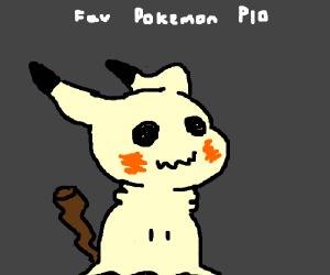 your fav pokemon pio