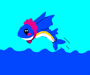 Baby Flyingfish