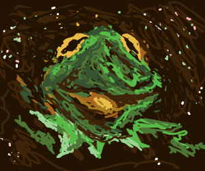 Frog Nebula
